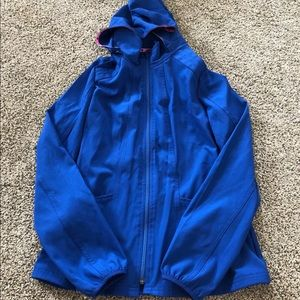NWOT HeartSoul Jacket Blue Scrubs